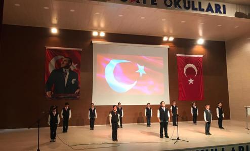 12 Mart İstiklal Marşı'nın Kabulü ve M. Akif Ersoy'u Anma programı