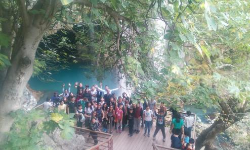 Günübirlik  Yerköprü şelalesi ve Aynalı göl gezimiz