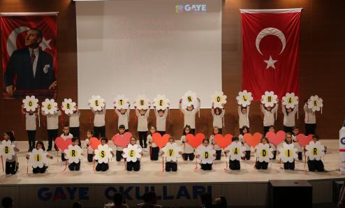 24 Kasım Öğretmenler günü etkinlikleri