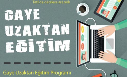 Tatilde Online Eğitim